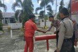 Polda Sulbar laksanakan giat patroli cegah penimbunan BBM