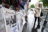 Koran harian olahraga Italia dikecam gara-gara headline 'Black Friday'