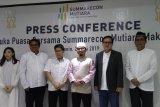 Summarecon Mutiara  hadirkan Ustadz Solmed ceramah tarawih di Makassar