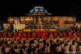 (FOTO) Perayaan Waisak di Candi Muara Takus Riau