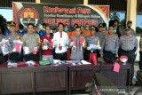 Polres Batang ungkap tujuh kasus narkoba pola lama