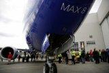 Terima pesanan 200 unit, boeing bicarakan penjualan 737 MAX