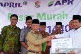 RAPP dan APR Salurkan Ribuan Paket Sembako Murah