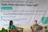 RS Mardi Rahayu-Pospay bantu peserta JKN
