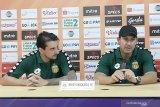 Pelatih Bhayangkara puji si pencetak trigol perdana di Liga 1 2019