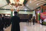 Pelantikan pejabat pratama Yogyakarta menyisakan satu jabatan kosong