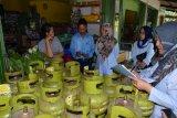 Pemkab Sleman memastikan stok elpiji subsidi aman jelang Lebaran