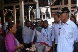 Bupati Sleman pantau harga pangan di Pasar Jangkang