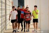 Tim estafet putra Indonesia mengejar tiket Olimpiade 2020