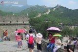 China batasi  jumlah wisatawan ke Tembok Besar maksimum 65 ribu orang per hari