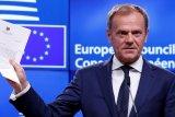 Presiden Dewan Eropa nilai Brexit sebagai