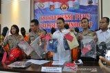 9 anggota perguruan silat jadi tersangka pengeroyokan Kasat Reskrim