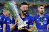 Giroud  tegaskan Chelsea pantas juara
