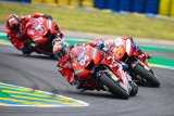MotoGP - Ducati incar hattrick di Mugello