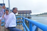 Gubernur Sulsel  tinjau mega proyek Luwu Utara