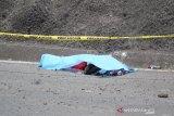 Van tabrak truk di Meksiko, 14 orang meninggal 12 luka-luka