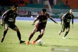 Tren kemenangan PSM Makassar terhenti