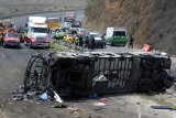 20 orang hangus terbakar akibat kecelakaan di Meksiko