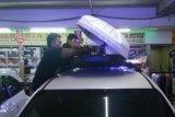 Penjualan aksesoris mobil laris jelang mudik Lebaran 2019