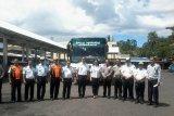 Kadishub Sulut memantau arus mudik di Terminal Malalayang