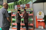 Doroti hadir di Masjid Diponegoro Yogyakarta untuk meningkatkan literasi