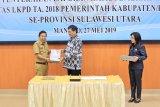 Kabupaten Mitra Meraih Keempat Kali WTP dari BPK RI
