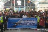 Sriwijaya Air resmikan layanan rute Manado-Jakarta