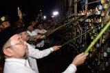 Bupati : Lampu colok warisan budaya melayu
