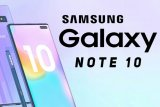 Samsung Galaxy Note 10 tidak punya tombol volume