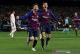 Lionel Messi koleksi gol terbanyak di Liga Champions