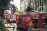 Polres selidiki kebakaran Pabrik Gula Sragi