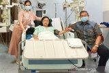 Ibu Ani Yudhoyono kembali kritis, mohon doanya