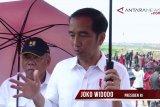 Presiden Jokowi Tinjau Lokasi Bukit Soeharto (Video)