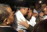 SBY menangis saat tiba di Lanud Halim Perdanakusuma