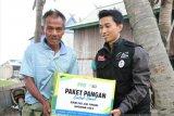 ACT-MRI Sulsel  salurkan bantuan di pesisir Pinrang
