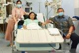 TNI AU menyiapkan transportasi bawa jenazah Ani Yudhoyono