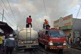 Polisi data pedagang korban kebakaran Pasar Lama Timika
