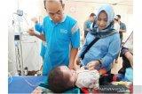 Balita penderita 'hydrochepalus' mendapat perawatan khusus
