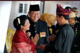 Presiden Jokowi pimpin upacara pemakaman Ibu Ani