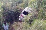 Avanza asal Jakarta kecelakaan di Jalinteng Sumatera