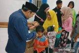 Kolaborasi Kemanusiaan Pasaman Barat Santuni Anak Yatim