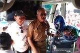 750 orang mudik gratis bersama Jasa Raharja Jateng