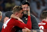 Klopp dipuji pemain karena sabet juara Liga Champions