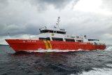 KM Lintas Timur berpenumpang  20 orang tenggelam di Banggai Laut