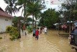 Banjir di Kendari, SAR evakuasi warga korban banjir sungai Wanggu