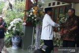 Sampaikan duka cita, Prabowo kunjungi kediaman SBY
