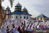 Jamaah Tarikat Syatriyah Aceh sudah rayakan Idul Fitri