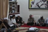 Polda Sulteng-Ansor amankan kunjungan Ma'ruf Amin ke Palu-Sigi