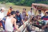 BPBD masih cari korban hanyut di Sungai Batang Hari Dharmasraya