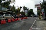 Lalu lintas di Kulon Progo terpantau ramai lancar (VIDEO)